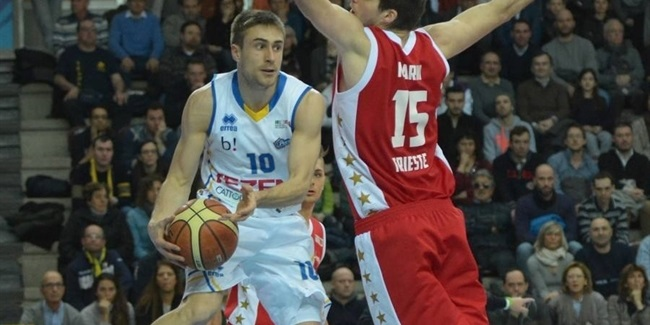 Reggio Emilia adds De Nicolao to backcourt