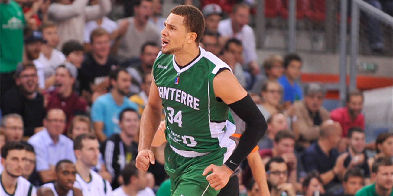 Strasbourg signs forward Kyle Weems