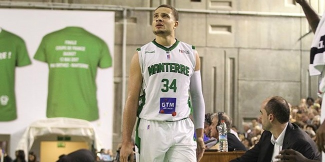 JSF Nanterre re-signs point guard Campbell