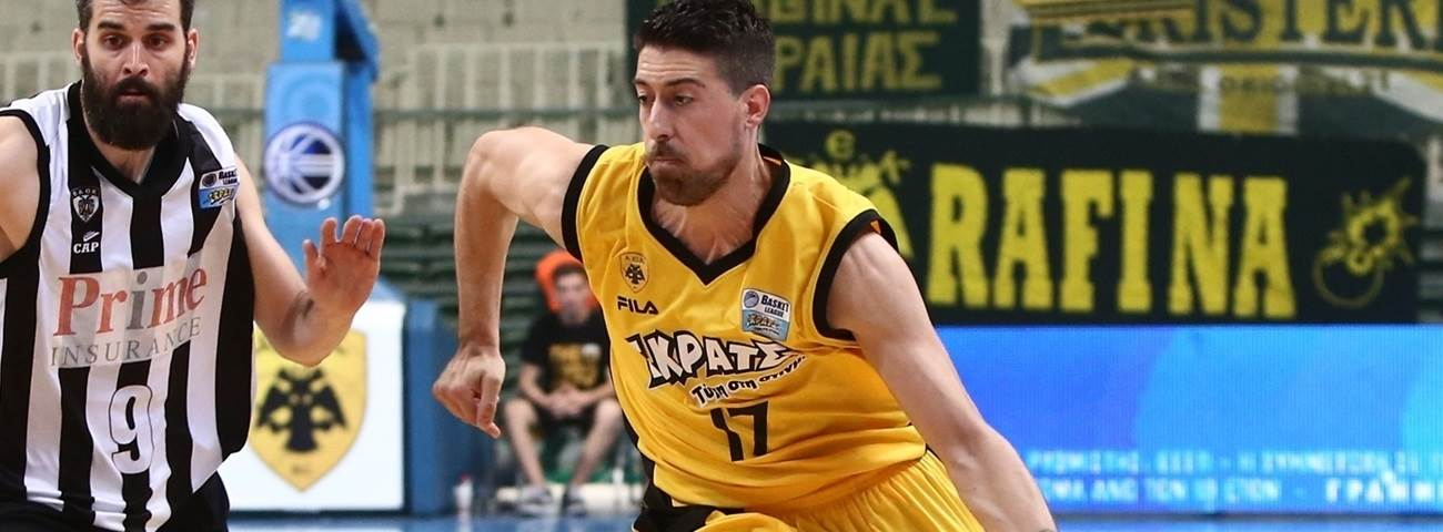 Olympiacos adds depth with combo-guard Athinaiou