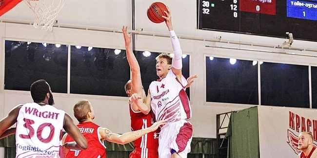 Zenit adds center Pushkov