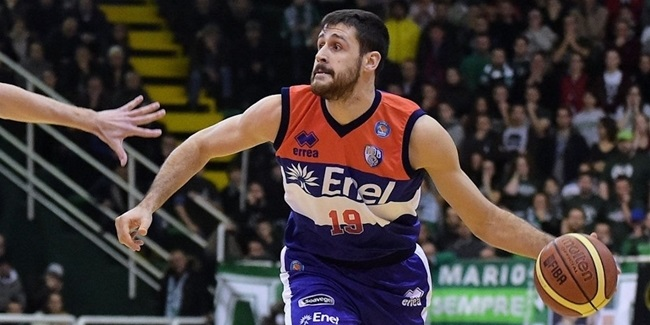 Brescia brings in big man Zerini