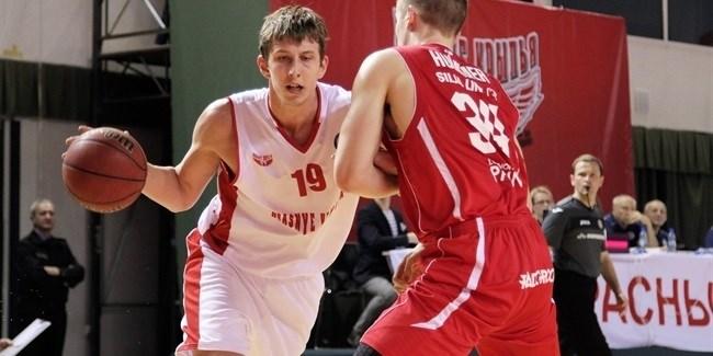 Unics Kazan adds power forward Fidiy