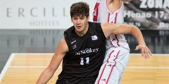 Khimki inks center Todorovic