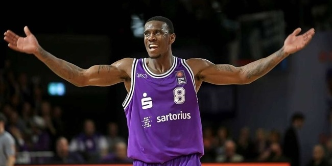 ratiopharm Ulm adds big man Morgan