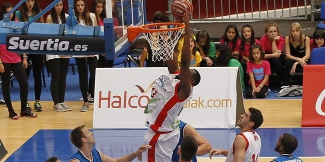 Unics Kazan adds size with Williams