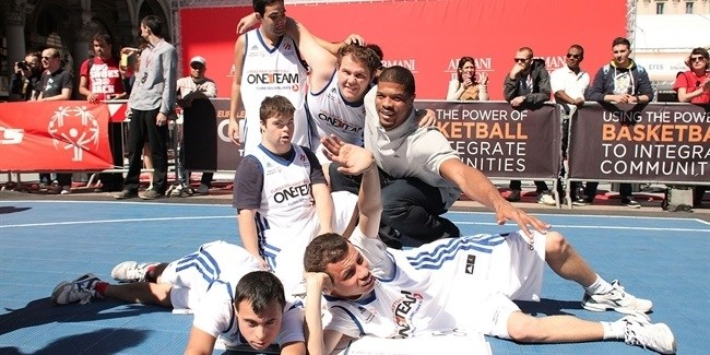 Euroleague supports 2015 Special Olympics World Summer Games