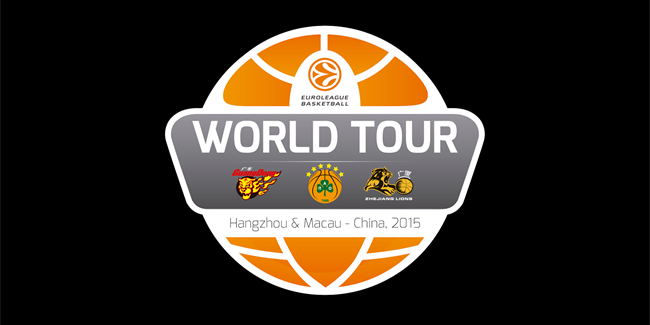 Panathinaikos to play two games on Euroleague Basketball Asia Tour