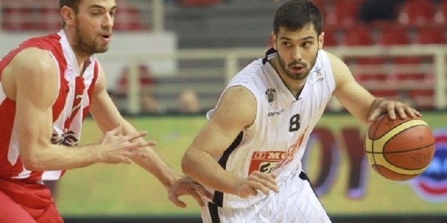 PAOK, guard Duvnjak reunite after three years apart