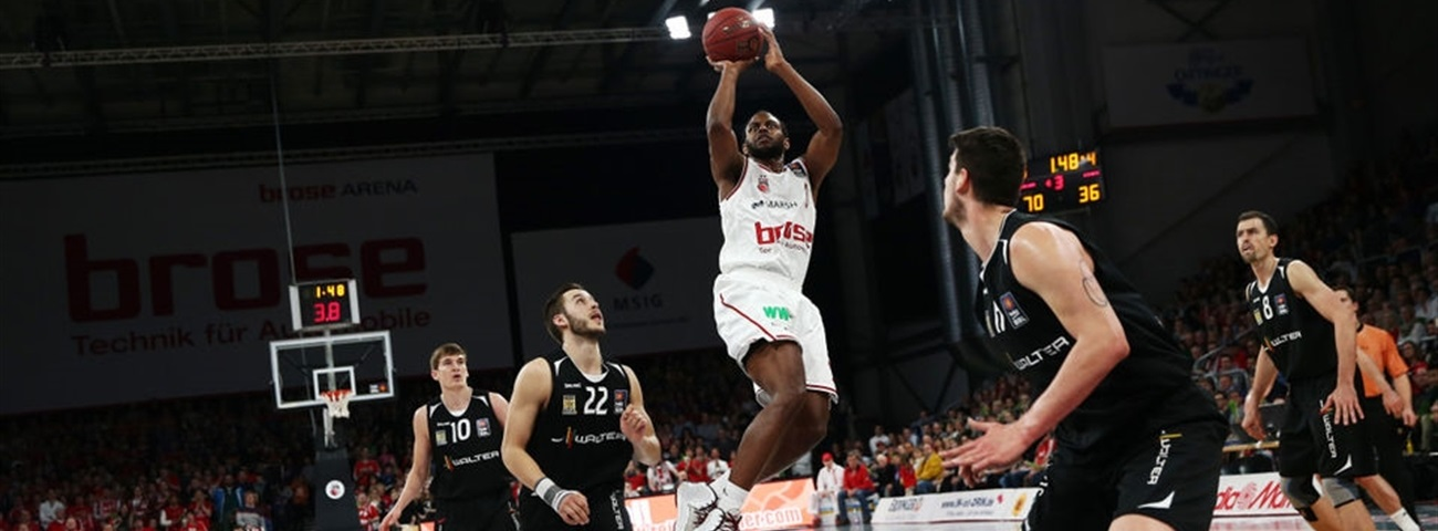 Brose Baskets completes roster with Miller