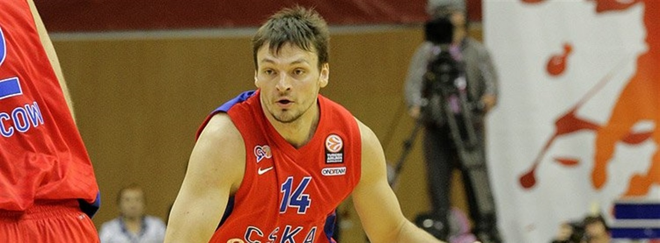 Lokomotiv inks guard Zozulin