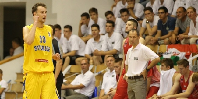 Trento adds young swingman Lofberg