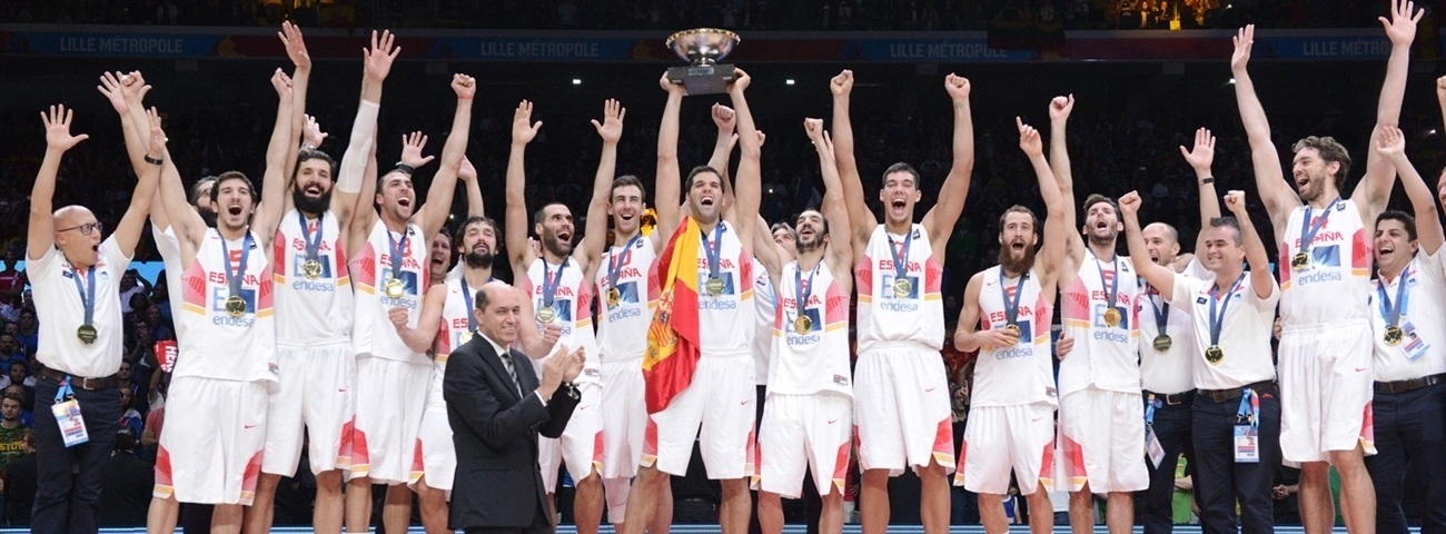EuroBasket 2015, gold medal game: Spain conquers gold!