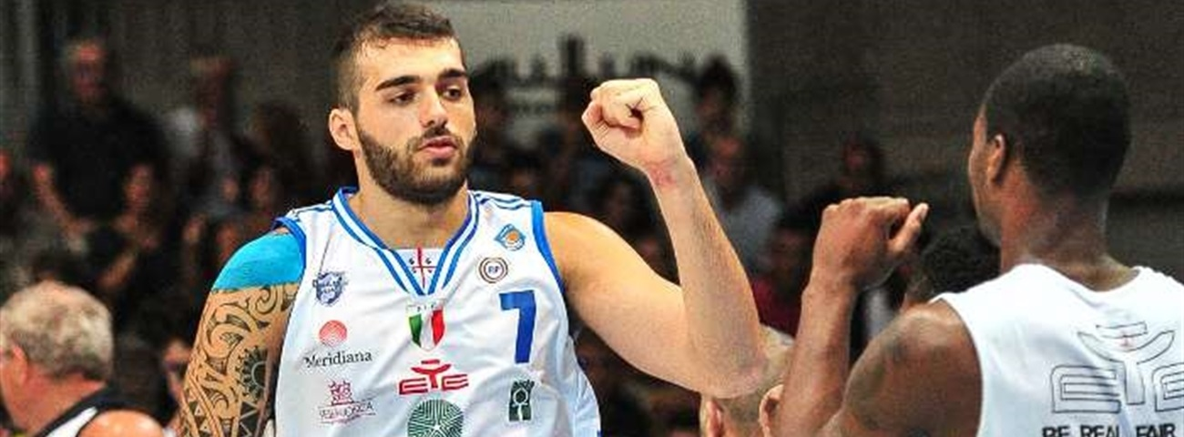 Dinamo Sassari pens center Pellegrino to two-year deal