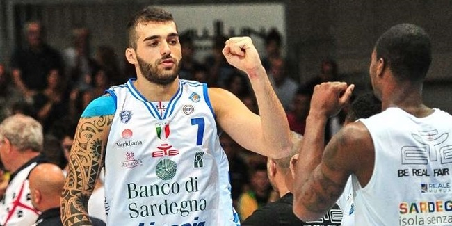 Reyer signs big man Pellegrino