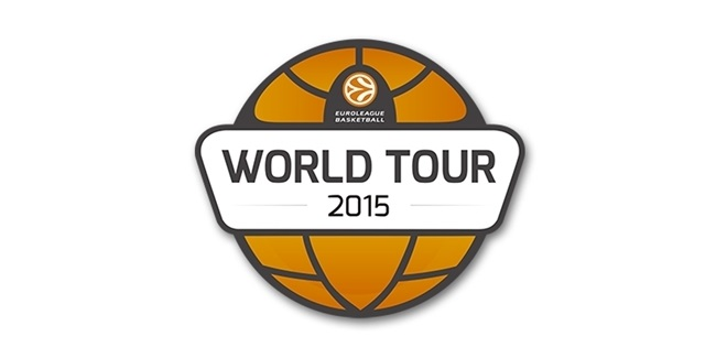 Euroleague Basketball World Tour 2015 hits the road this week