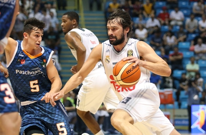 Sergio Llull, Real Madrid vs. Bauru - Intercontinental Cup 2015 (photo: José Jiménez Tirado/FIBA Americas)