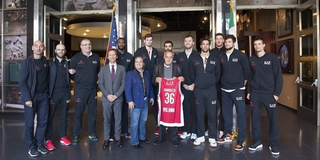 "History-making ""Euroleague Day in Chicago"" to feature Maccabi vs. Milan"