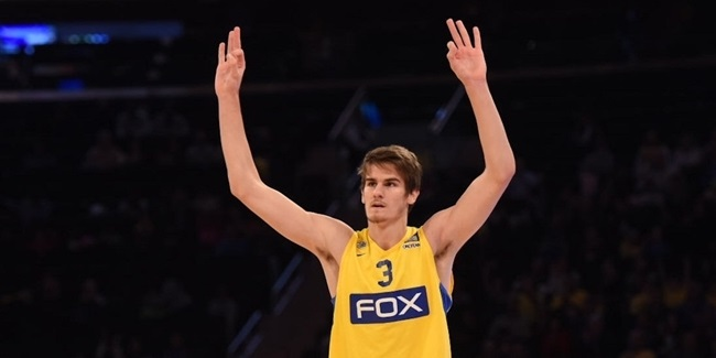 Maccabi reunites with big man Bender