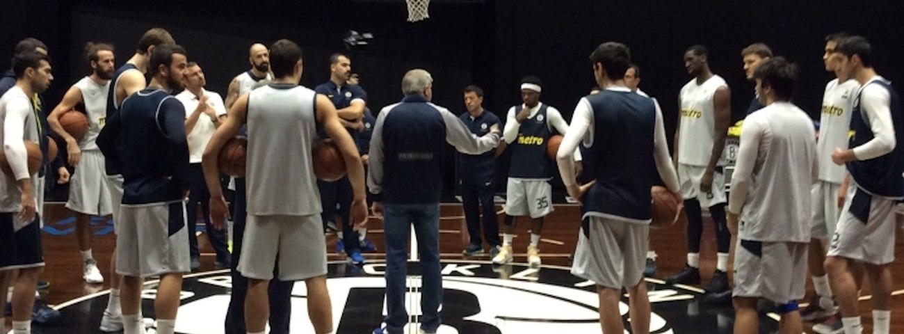 Fenerbahce opens first US trip in Brooklyn tonight