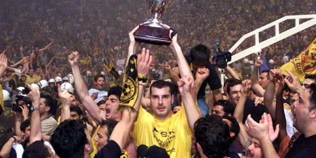 The Club Scene: AEK Athens