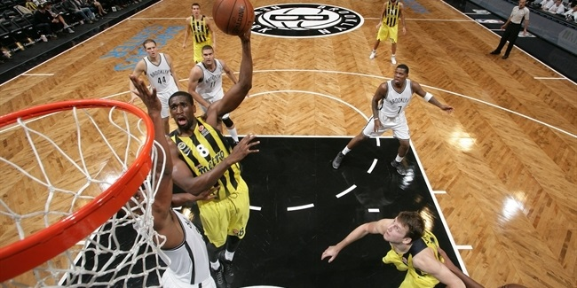 Fenerbahce to wrap up World Tour tonight in Oklahoma City