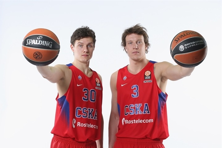 Mikhail Kulagin - CSKA Moscow - Media Day 2015 - EB15