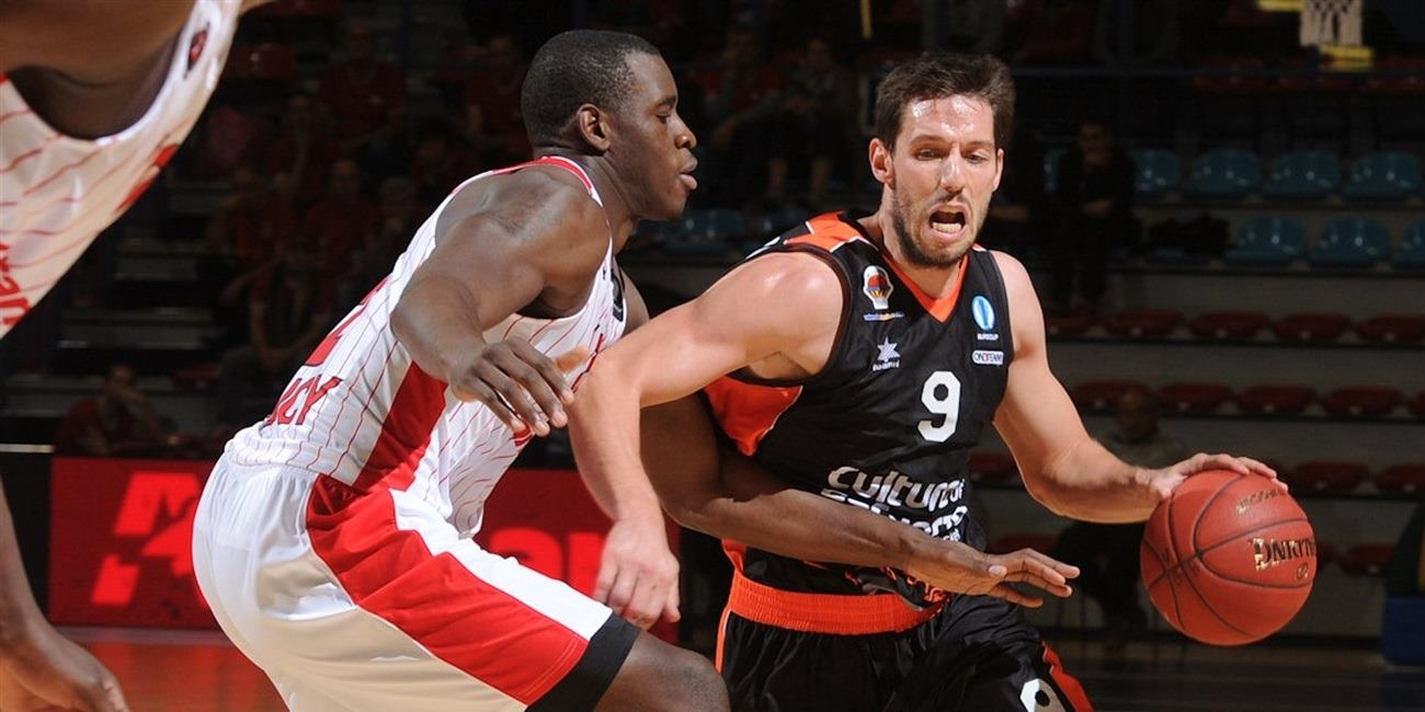 Sam Van Rossom - Valencia Basket - EC15 (photo SLUC Nancy)