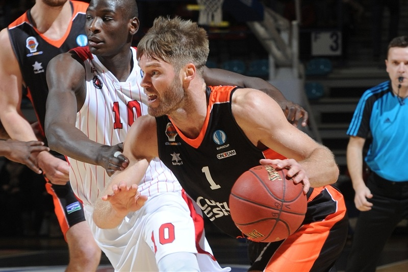 Jon Stefansson - Valencia Basket - EC15 (photo SLUC Nancy)