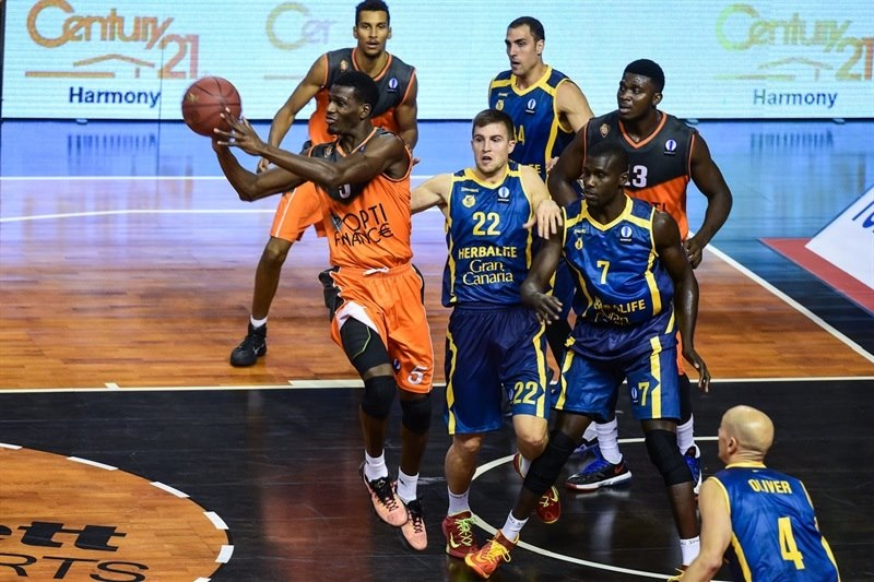 Lahaou Konate - Le Mans Sarthe Basket - EC15 (photo Le Mans)