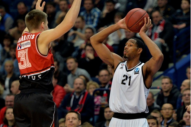 Tremmell Darden - Besiktas Sompo Japan Istanbul - EC15 (photo Besiktas JK)