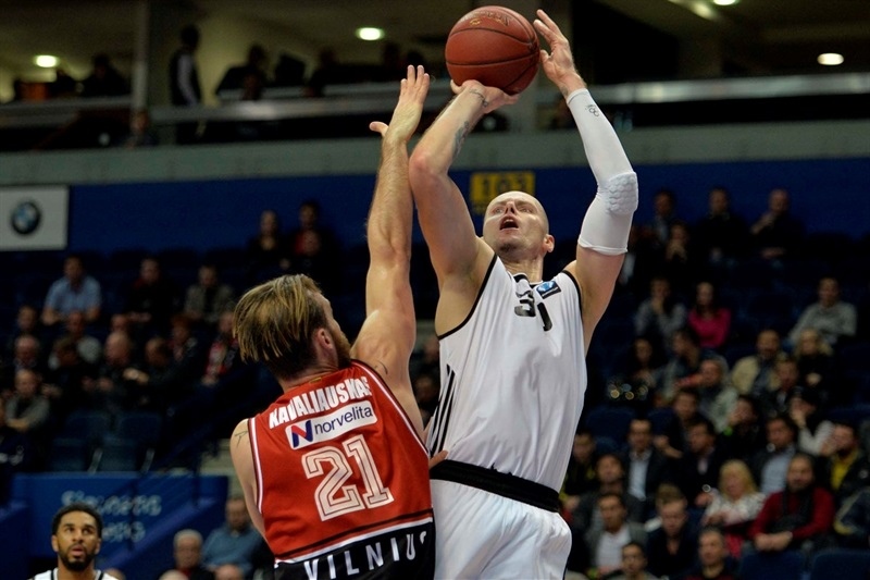 Maciej Lampe - Besiktas Sompo Japan Istanbul - EC15 (photo Besiktas JK)