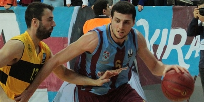 Regular Season, Round 1: Trabzonspor Medical Park vs. Aris Thessaloniki