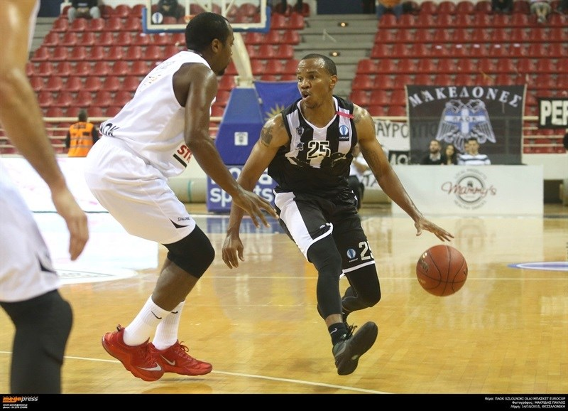 William Hatcher - PAOK Thessaloniki - EC15 (photo PAOK)