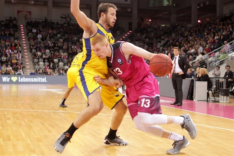 Aaron White - Telekom Basket Bonn - EC 15 (photo Jörn Wolter - Telekom Baskets Bonn)