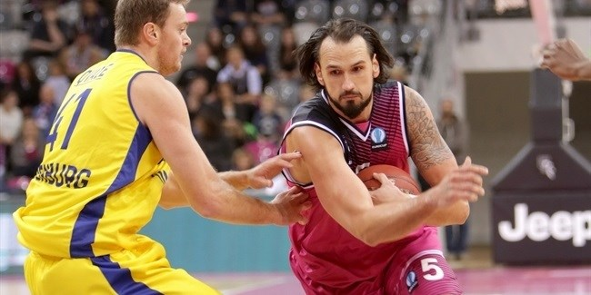 Regular Season, Round 1: Telekom Baskets Bonn vs. EWE Baskets Oldenburg