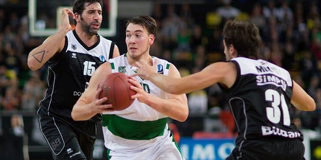 RS Round 5 report: JSF Nanterre knocks down 14 threes in rout of Bonn