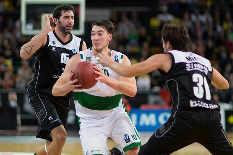 Hugo Invernizzi - JSF Nanterre - EC15 (photo Bilbao Basket)