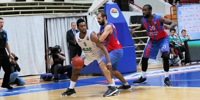 Regular Season, Round 1: Unics Kazan vs. Steaua CSM Eximbank Bucharest