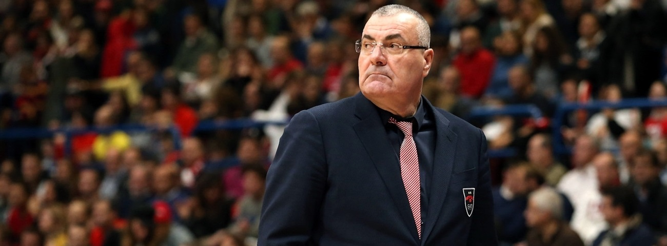Buducnost names Repesa head coach
