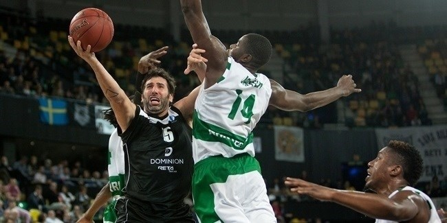 Regular Season, Round 1: Dominion Bilbao Basket vs. JSF Nanterre