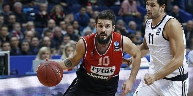 Baskonia lands Laprovittola at point guard