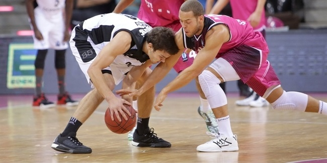 Bilbao Basket gets Todorovic long term