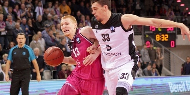 Regular Season, Round 2: Telekom Baskets Bonn vs. Dominion Bilbao Basket