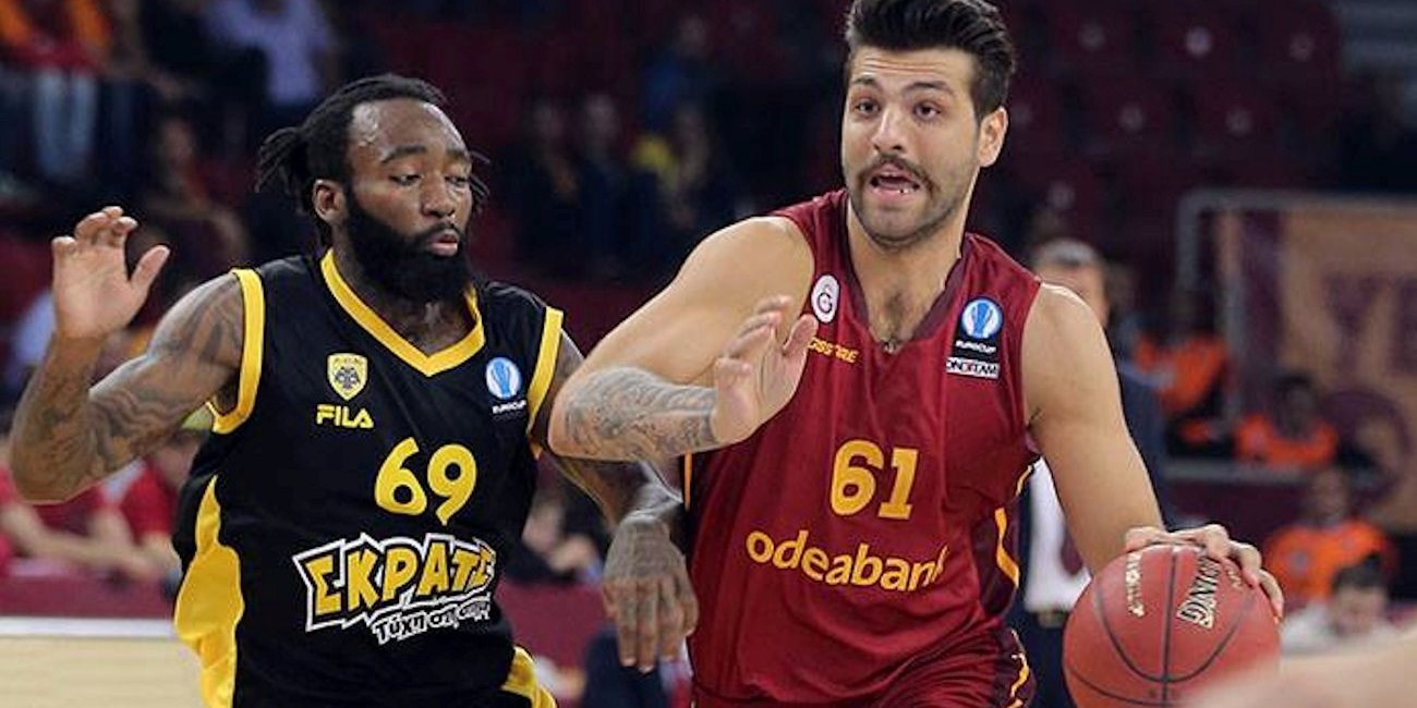 RS Round 7 report: Galatasaray Odeabank Istanbul rockets into Last 32