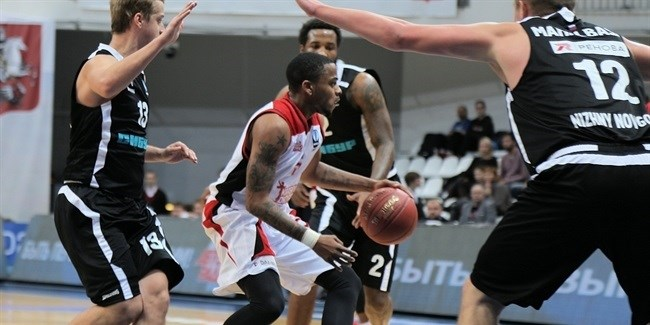 Dinamo Sassari adds scoring punch with Mitchell