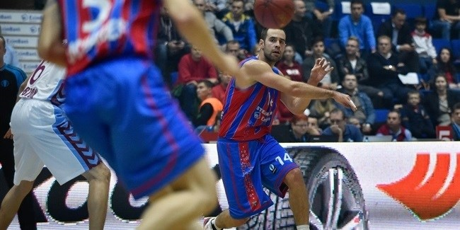 Regular Season, Round 2: Steaua CSM Eximbank Bucharest vs. Trabzonspor Medical Park