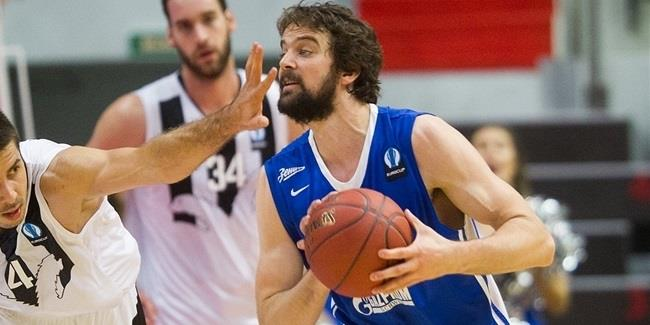 Zenit extends big man Landry for another year