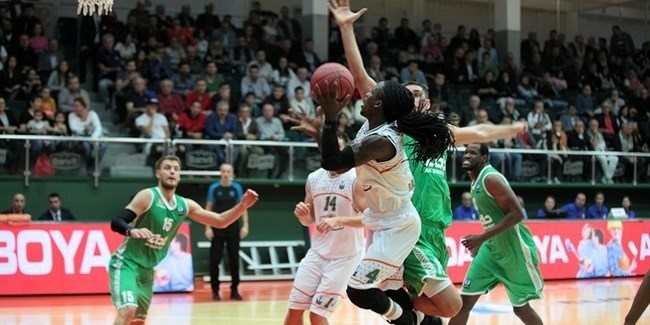 Regular Season, Round 2: Banvit Bandirma vs. Unics Kazan