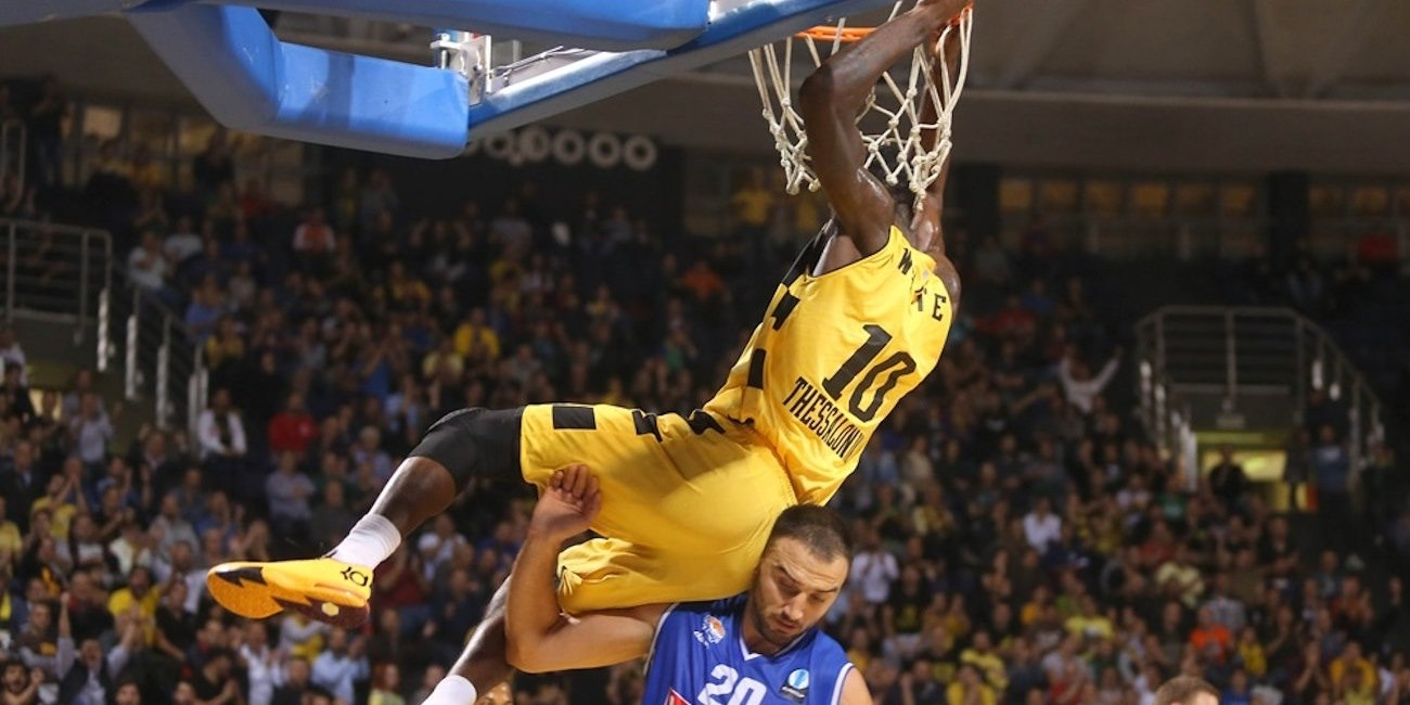 Okaro White - Aris Thessaloniki - EC15 (photo Aris)